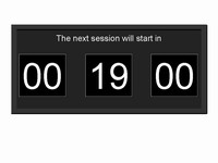 PowerPoint Countdown Timer Template slide3