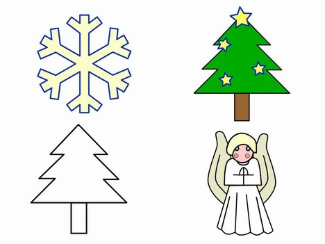 christmas tree clipart Christmas Tree Clip Art TPJztZfG