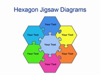 PowerPoint jigsaw puzzle