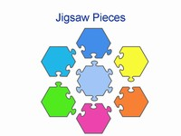 PowerPoint jigsaw puzzle PowerPoint Template slide4