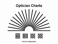 Optician's charts PowerPoint Template slide4