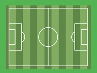 Football pitch template slide4