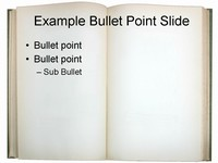 Old Book Design Template 2 – with blank pages slide3