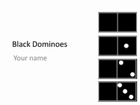 Dominoes Template slide4