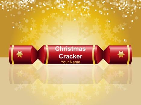 Red Christmas Cracker | quotes.lol-rofl.com