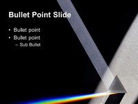 Glass Prism PowerPoint Template slide3