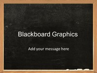 Blackboard Graphics Template
