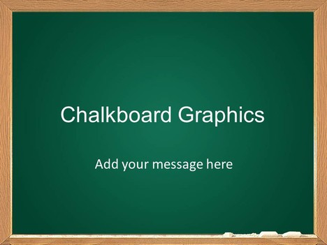 Pictures Chalkboard Powerpoint Templates Animated Blackboard Template MvaGM3tD