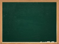 Chalkboard Graphics Template slide4