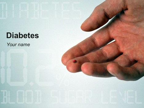 Powerpoint presentation about diabetes mellitus