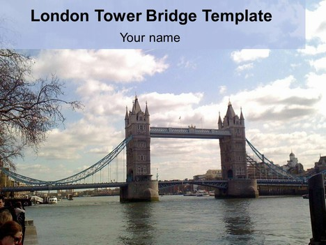 We Appreciate Your Business London Tower Bridge Te...