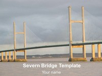 Severn Bridge Background Template