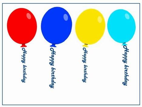 Birthday PowerPoint Template - Birthday invitation templates in powerpoint