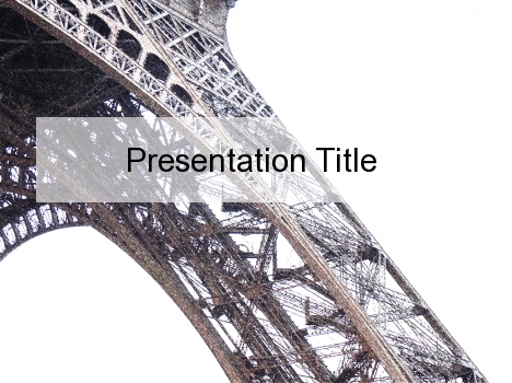 Structural Engineering PowerPoint Template – Engineering Powerpoint Template
