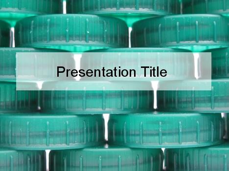 green environment powerpoint template, Modern powerpoint